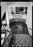Staircase, Arrowhead Springs Curatory, San Bernardino County. 1940