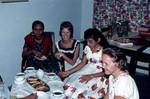 Miriam, lærer på skolen, Grethe Nørgaard Pedersen, Fatima, hushjælp , Petra Lauridsen, Miriam, teacher in the Girls School, Grethe Nørgaard Pedersen, Fatima maid , Petra Lauridsen