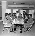 Meeting, Los Angeles, 1964