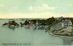 Postcard, Gernell [sic] Yacht Club