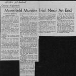Mansfield Murder