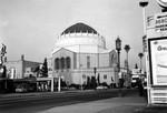 Wilshire Boulevard Temple, view 1
