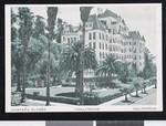 George Arliss, picture postcard, 1939-03-20, to Hamlin Garland