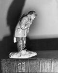 Figurine provides Lutheran theme
