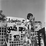 National Association of Media Women event, Los Angeles, 1972