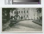 Large ornate building, Tanzania, ca.1888-1929