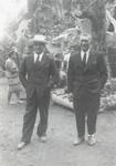Two Tahitian pastors, in Orofara