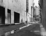 Alley near 3rd Street