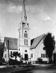 San Bernardino church building