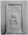 Stucco Madonna and Child, Antonia Rossellineo [by Antonio Rossellino], Italian Pavilion