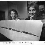 Glass sculptors Marsha and Kurt Runstadler