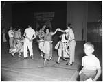 Folk dances, 1953
