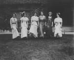 Woman's Club members