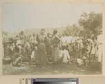 Local gathering, Malawi, ca.1910