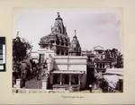 Jagdish Temple, Udaipur, India, ca.1890