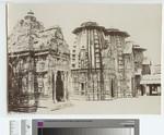 Temples, Chamba, India, ca.1910