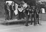 Noon concerts--Mariachi musicians