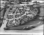 Rendering of Wikiup Greens condominium complex, Santa Rosa, California, 1962