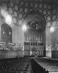Interior of Wilshire Boulevard Temple