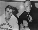 Murray Rose and Steve Clark