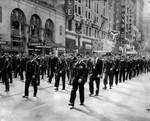 American Legion and veterans' parade