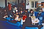 Mødestedet på Vesterbro i København, hvor mennesker, på tværs af kultur og religion, har mulighed for samvær og fællesaktiviteter. 1997, The Venue in Vesterbro in Copenhagen, where people across culture and religion, have the option