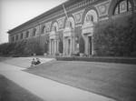 State Exposition Building facade