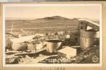 June 1936. Mill at Golden Queen Mine, Gold Hill, Mojave, Calif. Frashers Fotos, Pomona, Calif