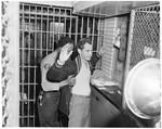 Murder of suspect (in murder of Kenneth Savoy), 1959