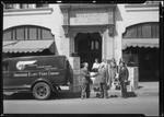 Shipment of typewriters to Woodbury College, Burbank, CA, 1935
