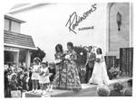 Fashion show at Glendale Fashion Center, 1966