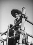 Boy on a carreta