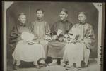 Chin. Pastoren, Chinese pastors
