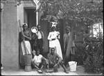 Domestic staff, Shilouvane, South Africa, ca. 1901-1907