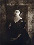 Mrs. F. V. Adams, portrait