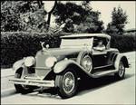 Du Pont Roadster. 1929