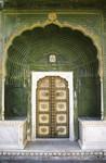 City Palace doorway