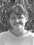 Lærer Anette Søndergaard Larsen. Volontør i DMS/Danmission, udsendt til ALCs skoleprojekt i Sydindien, februar/juli 1990, Teacher Anette Søndergaard Larsen. Volunteer of DMS/Danmission, sent to the ALC School Project