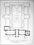 Southwest Museum architectural plan