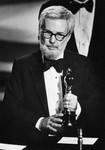 Robert Benton receives Oscar