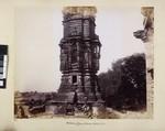 Details of Jain Tower, Chittaurgarh, India, ca.1890