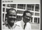 Two Indonesian pastors, Zwei indonesische Pfarrer