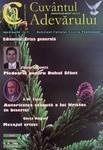 Buletinul Cultului Penticostal - Biserica lui Dumnezeu Apostolica, The Word of Truth, 2009, vol. 20, no. 9 = Cuvantul Adevarului, 2009, anul XX, nr 9