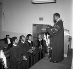 Church pastors, Los Angeles, 1973