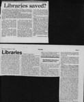 Libraries saved?