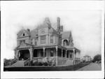 Residence of Major E.F.C. Klokke, 2105 South Figueroa Street, Los Angeles, ca.1898-1900