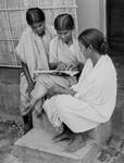 East Jeypore, Orissa, India. Women at