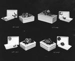 Ceramic ornamental boxes