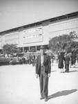 Herman Schultheis, Santa Anita Racetrack