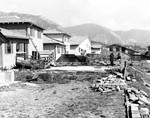 Earthquake damage from Sylmar earthquake, 1971